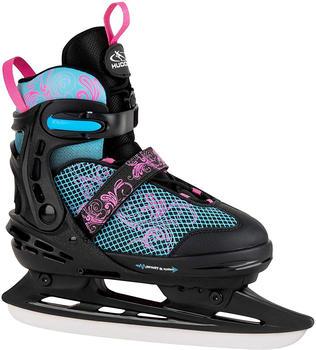 Hudora Allround Ice Skates Comfort floral