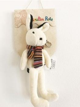 Moulin Roty Schlüsselanhänger Hund julius 15 cm