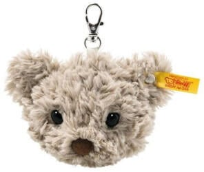 Steiff Soft Cuddly Friends Anhänger Teddybär Honey 7cm grau (112553)