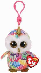 Ty Enchanted Owl W/Horn - Boo Key Clip (35224)