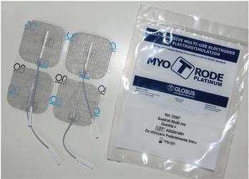 Globus SHT Elektroden Myotrode Platinum 50x50 4 Stk.
