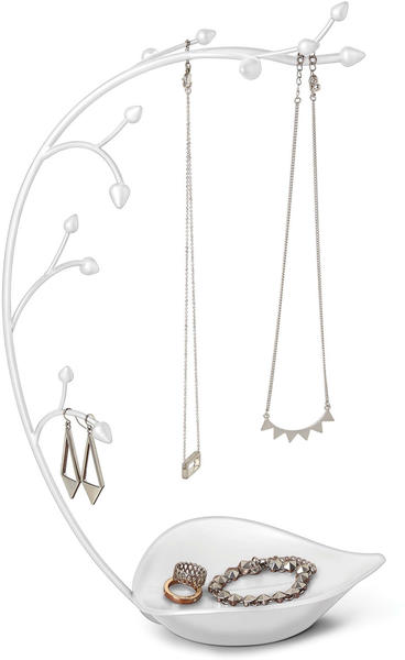 Umbra Orchid Jewelry Tree White