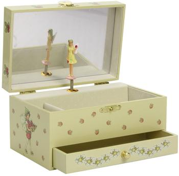 Trousselier Musical Jewellery Box Strawberry (60615)