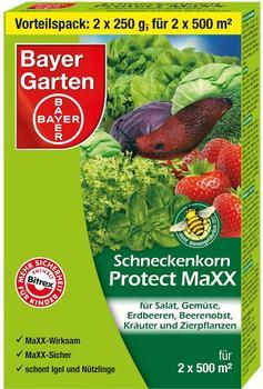 Bayer Garten Schneckenkorn Protect MaXX 500g