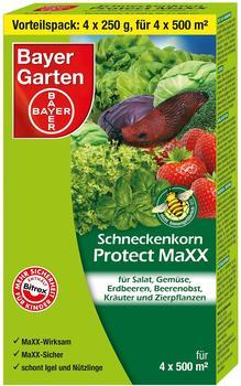 Bayer Garten Schneckenkorn Protect MaXX 1kg