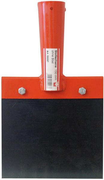 WerkzeugHERO Stoßscharre 30 cm ohne Stiel (55098)