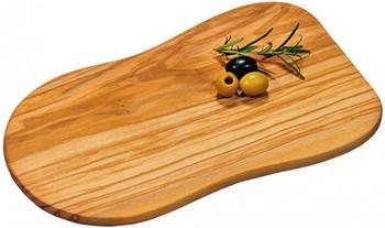 Kesper Schneidebrett Olive 30 x 18 cm