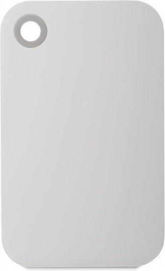 Rosti Mepal eos Frühstücksbrett 26 x 16 cm weiß