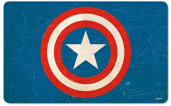 logoshirt-fruehstuecksbrettchen-mit-captain-america-logo-blau