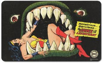 Logoshirt Frühstücksbrettchen mit Wonder Woman-Druck bunt