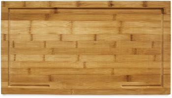Relaxdays Bambus Küchenbrett XL