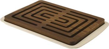 Legnoart Brotschneidebrett Holz