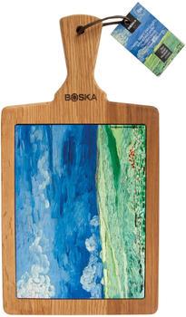 Boska Van Gogh Weizenfeld Käsebrett 34 x 18 cm (854000)