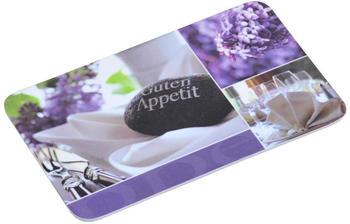 Kesper Frühstücksbrettchen Set 6-teilig Guten Appetit 235 x 145 x 4 mm