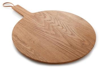 Eva solo Nordic Kitchen Holzschneidebrett rund