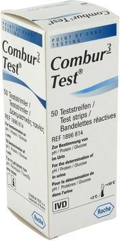 Roche Combur 3 Test Teststreifen (50 Stk.)