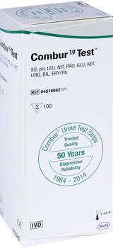 Roche Combur 10 Test Teststreifen (100 Stk.)