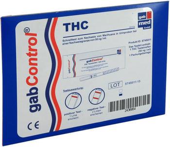 Gabmed Drogentest Thc Teststreifen