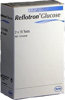 Cleartest Reflotron Glucose (30 Stk.)