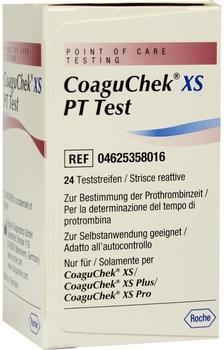ACA Müller Coagu Chek XS PT Test (24 Stk.)