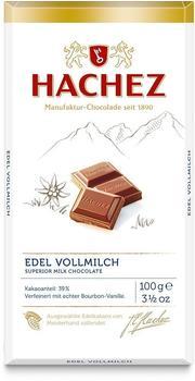 Hachez Edel-Vollmilch (100 g)