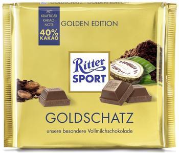 Ritter-Sport Goldschatz (250 g)