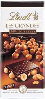Lindt Les Grandes Noisette Noir (150 g)