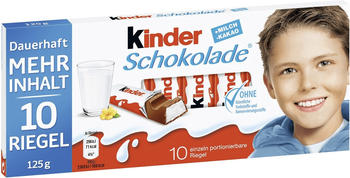 Ferrero Kinder Schokolade (125 g)