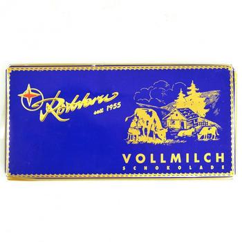 Rotstern Vollmilch-Schokolade (100g)