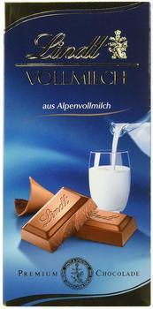 Lindt Vollmilch aus Alpenvollmilch 100g