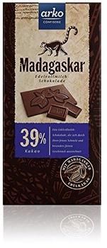 Arko Madagaskar Edelvollmilch-Schokolade (100g)