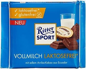 Ritter-Sport Vollmilch laktosefrei (6x100g)