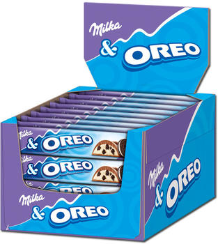 Milka Oreo Riegel (36x37g)