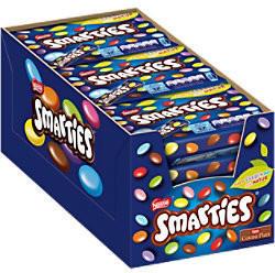 Nestlé Smarties 12x4 Rollen (12x152g)