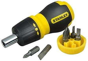 Stanley Stanley, kurze Ausführung, mit Ratsche und sechs Bits (66-358)