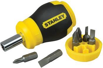 Stanley Stanley, kurze Ausführung, mit sechs Bits (66-357)
