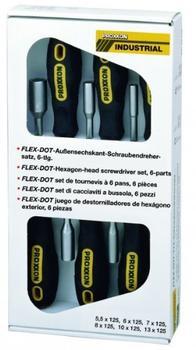 Proxxon FLEX-DOT 6-tlg., (22644)