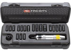 Facom Hand-Schlagschrauber-Satz 21-tlg (NS.265M)
