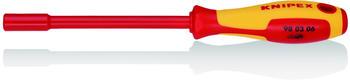 Knipex Steckschlüssel Schraubendreher 98 03 06