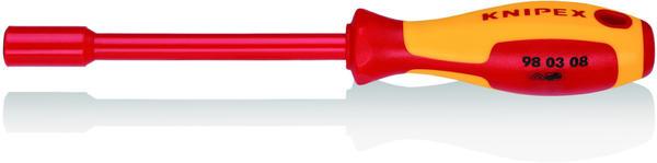 Knipex Steckschlüssel Schraubendreher 98 03 08