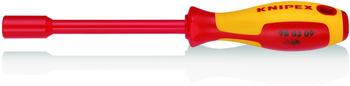 Knipex Steckschlüssel Schraubendreher 98 03 09
