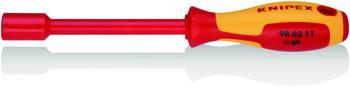 Knipex Steckschlüssel Schraubendreher 98 03 11