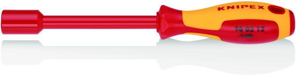 Knipex Steckschlüssel Schraubendreher 98 03 12