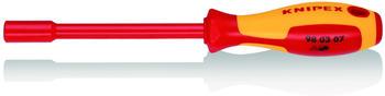 Knipex Steckschlüssel Schraubendreher 98 03 07