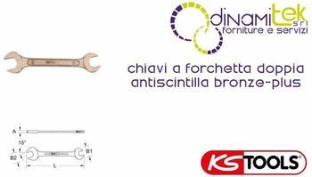 KS Tools BRONZEplus 963.7011 9x10 mm