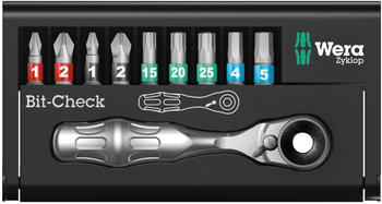 Wera Bit-Check 10 Zyklop Mini BiTorsion 1 (05057418001)