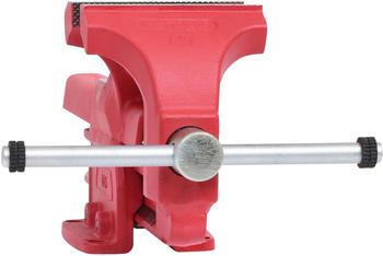 KS Tools Schraubstock ohne Rundteller, 125 mm (914.0031)