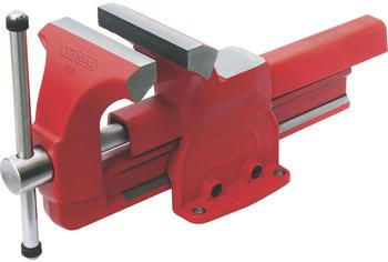 KS Tools Schraubstock ohne Rundteller, 100 mm (914.0026)