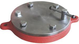 KS Tools Rundteller zu Schraubstock, 150 mm (914.0037)