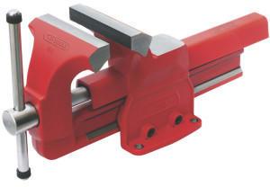 KS Tools Schraubstock ohne Rundteller, 150 mm (914.0036)